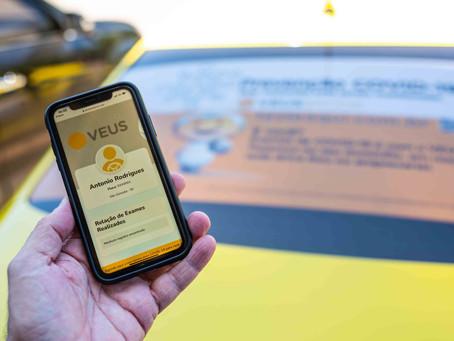 Parceria da Veus com cooperativas realiza monitoramento de Covid-19 em taxistas do Rio