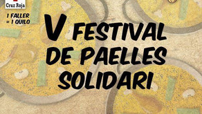 V FESTIVAL DE PAELLES SOLIDARIS