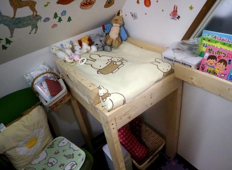赤ちゃんの駅、併設👶🍼