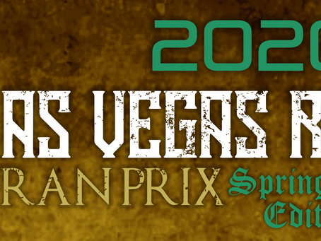 Final Race Results of the Las Vegas RC Gran Prix