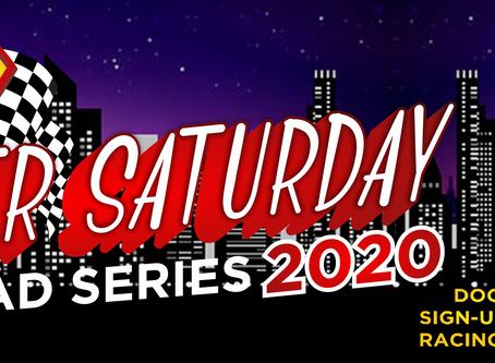 Super Saturday On-Road Series Race #1 – 2020