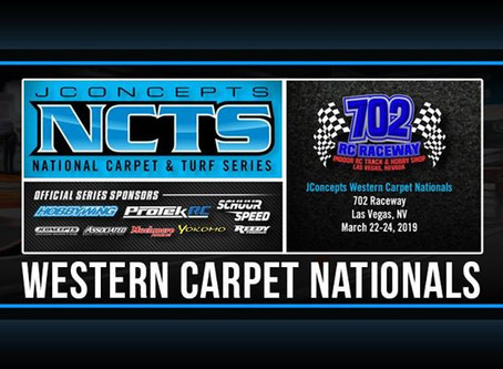 JConcepts Western Carpet Nationals Race Results