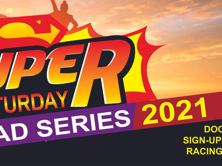 Super Saturday On-Road Series #7 - 2021 – Series Results