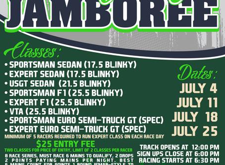 July Jamboree Series