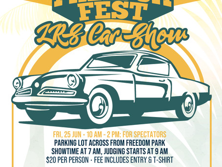 Nellis AFB Freedom Fest RC Off-Road Exhibition