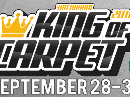 King of Carpet Off-Road Race – 2018