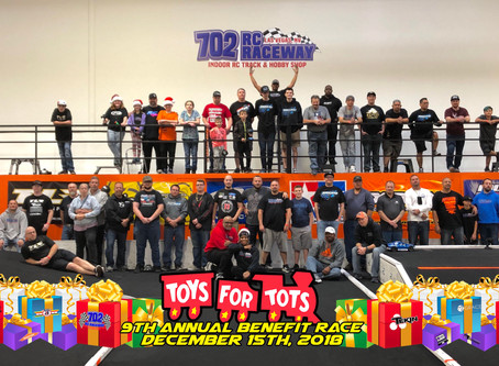 9th Annual Toys For Tots Benefit Off-Road RC Race Pictures