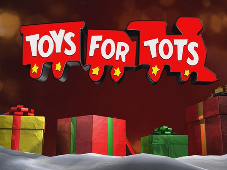 11th Anniversary Toys for Tots Benefit Race