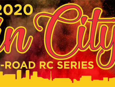 Sin City Off-Road Series Race #3 – 2020