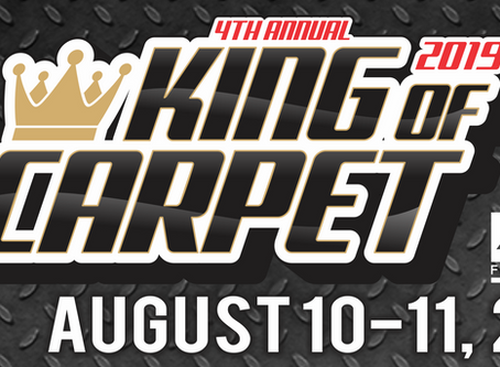 King of Carpet Race Results – 2019