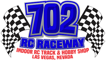 702 RC Raceway Stacked Logo Transparent