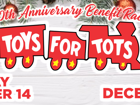 Toys for Tots – On-Road – 2019 – Race Results