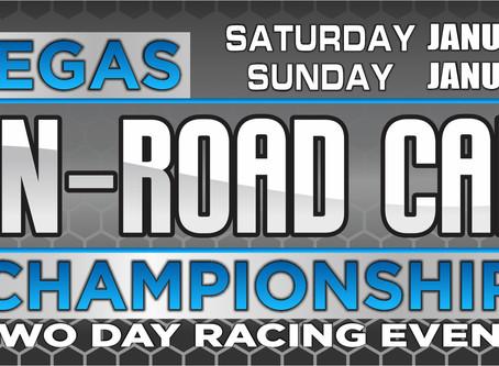 Las Vegas On-Road Carpet Championship – 2020 – Race Results