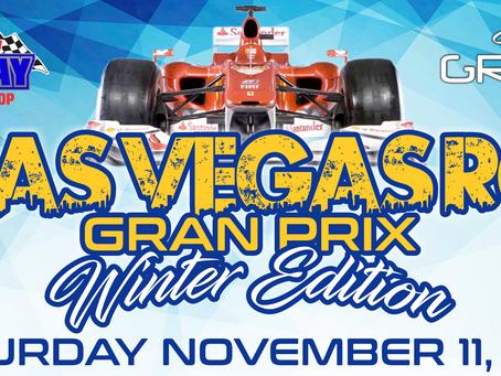 Gravity RC will sponsor the Las Vegas RC Gran Prix – Winter Edition 2017