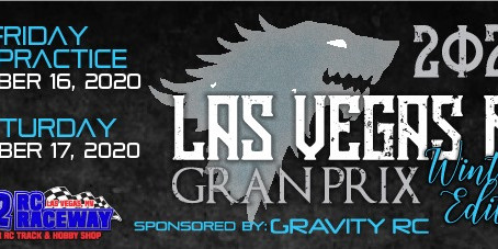 Las Vegas RC Gran Prix - Winter Edition - 2020