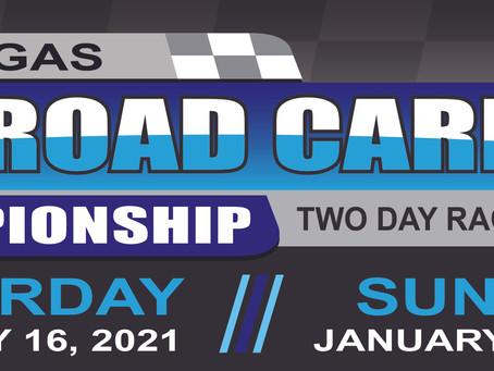 Las Vegas On-Road Carpet Championship – 2021 - Results