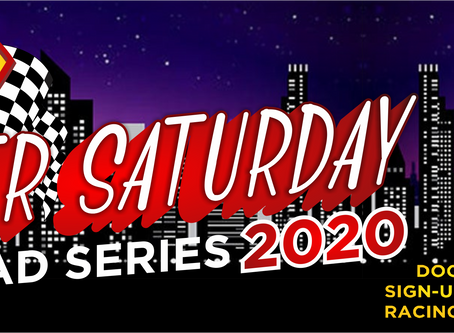 Super Saturday On-Road Series Race #3 Points – 2020