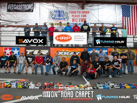 Las Vegas On-Road Carpet Championship Pictures