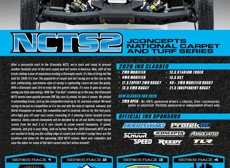 JConcepts NCTS2 Race:  CANCELLED
