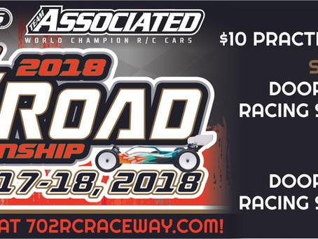 Las Vegas Off-Road Carpet Championship – 2018