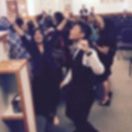 Altar call praise break! Chicago Northside United Pentecostal Church. Inner city revival. Join us at