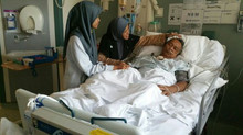 Malaysian suffers stroke in London, family hit by £46,000 hospital bill