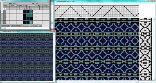 Weave maker Pattern