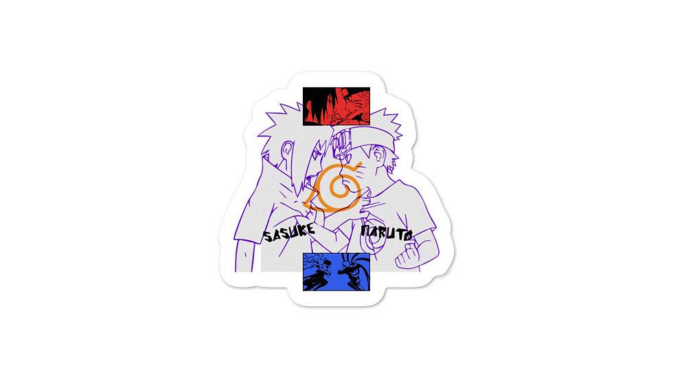 Naruto 'Rival' stickers