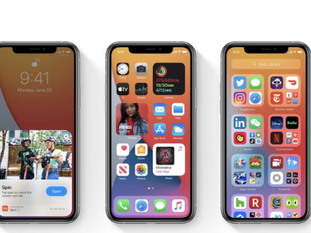 What's New in iOS 14