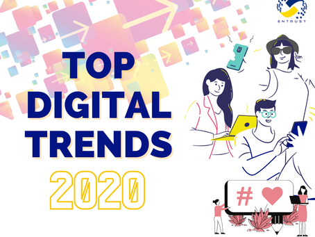 Top Digital Trends of 2020
