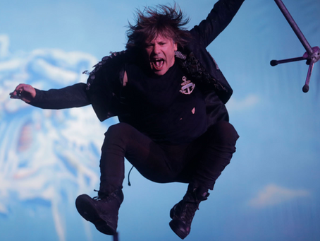 Iron Maiden tocará no Rock in Rio 2021, afirma jornalista