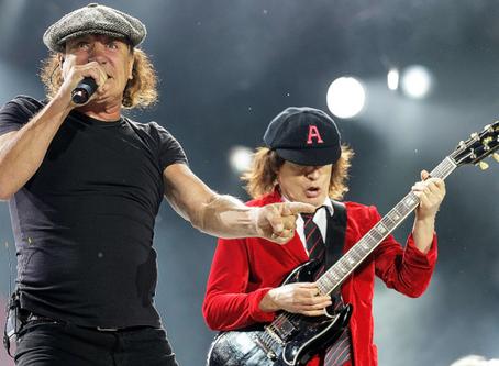 Break the music: AC/DC está de volta com Brian Johnson, Phil Rudd e Cliff Williams