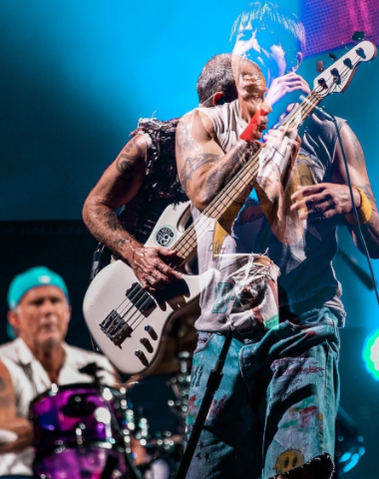 Red Hot Chili Peppers no Rock in Rio