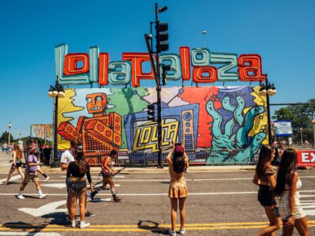 Lollapalooza Chicago começa nesta semana para 300.000 pessoas e protocolo contra à Covid