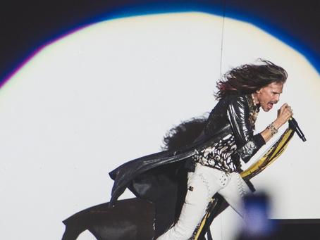 Aerosmith mostra que ainda tem fôlego em noite clássica de Rock in Rio