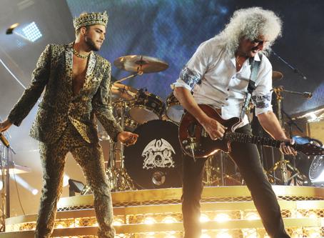 Queen transmite filmagens de shows ao redor do mundo, incluindo o Rock in Rio, neste domingo (21)