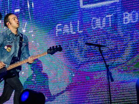 Rock in Rio: Fall Out Boy leva pop punk evoluído em noite de veteranos
