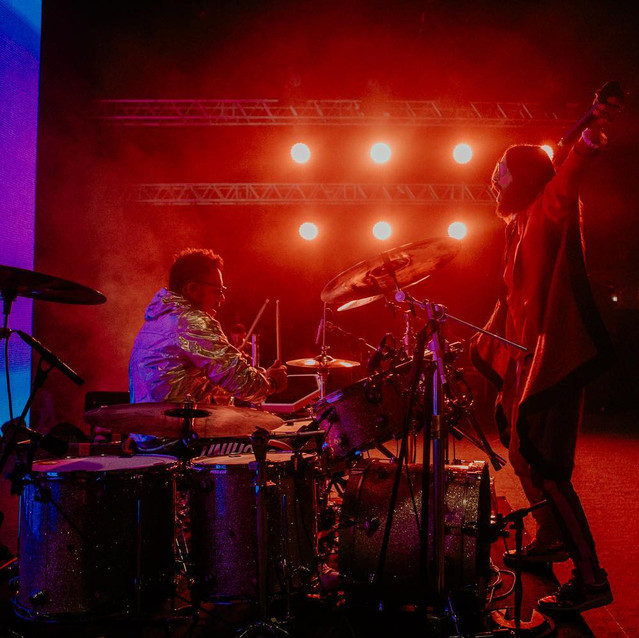 The Monolith Tour 1