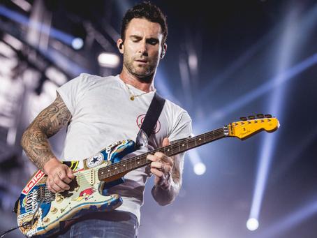 Maroon 5 no Brasil: veja as datas, locais e valores dos ingressos
