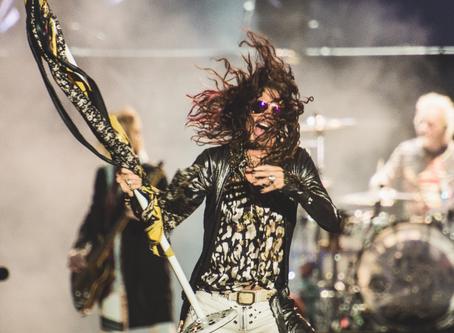 Steven Tyler, do Aerosmith, fará live nesta sexta-feira