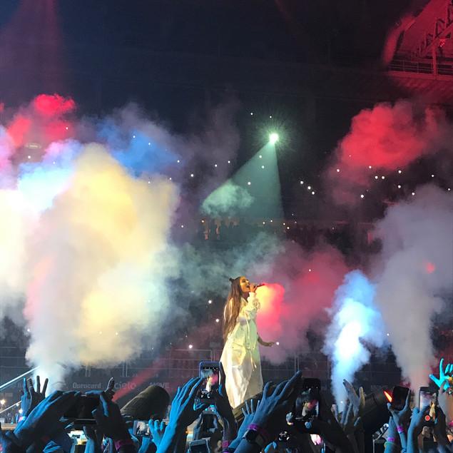 Ariana Grande no Rio