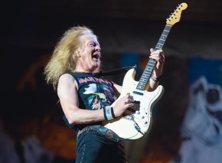 Iron Maiden está previsto para abrir o Rock in Rio 2021, afirma jornalista