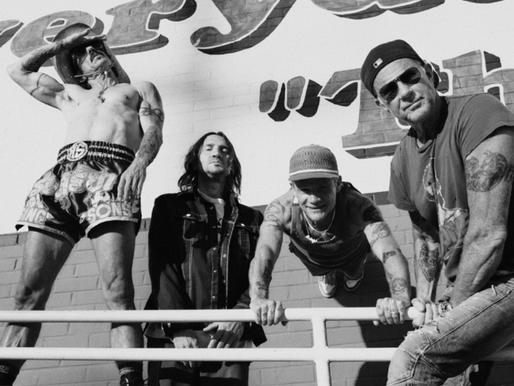 Red Hot Chili Peppers anuncia primeiras datas de turnê global; Brasil fica de fora