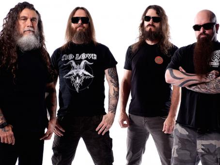 Slayer e Anthrax vão se apresentar no Rock in Rio 2019