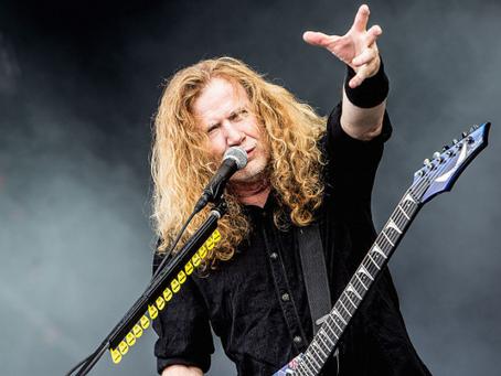 Megadeth se junta ao Slipknot no line-up do Knotfest Brasil