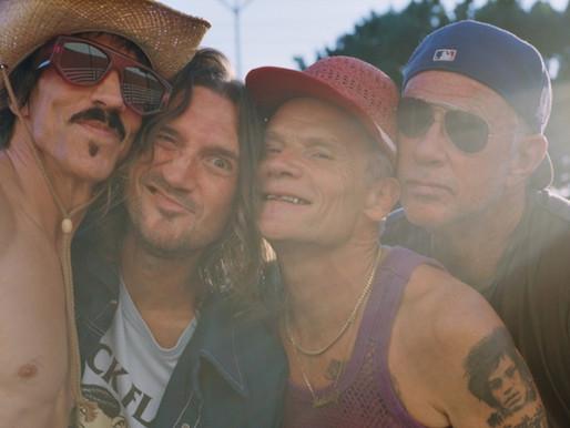 Red Hot Chili Peppers anuncia turnê global para 2022 com John Frusciante