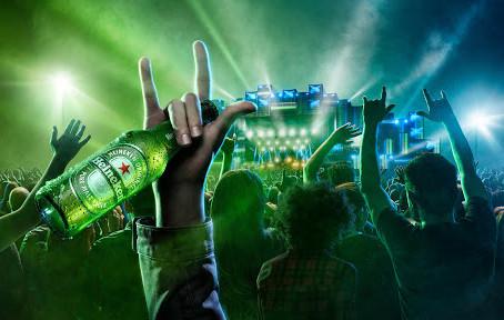 Rock in Rio: Heineken lança promoção 'Esse Tal de Rock 'n' Roll'