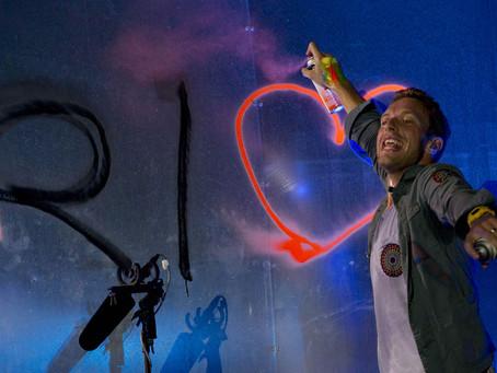 Coldplay vai se apresentar no Rock in Rio, afirma jornalista
