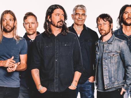 Foo Fighters e Weezer vão se apresentar no Rock in Rio
