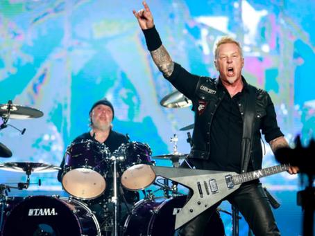 Metallica: com Greta Van Fleet, 'WorldWired Tour' no Brasil é adiada para 2021